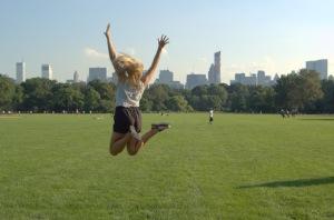 Great Lawn Jump
